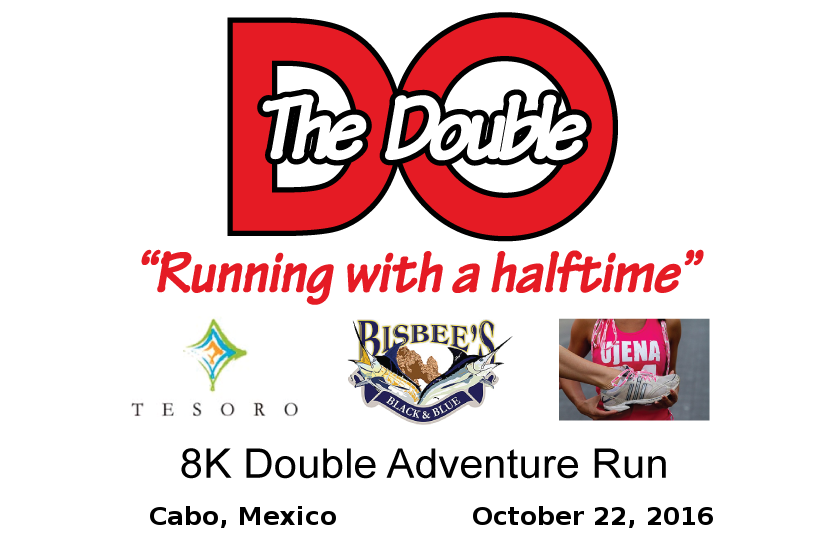Cabo Double Adventure Run 8K