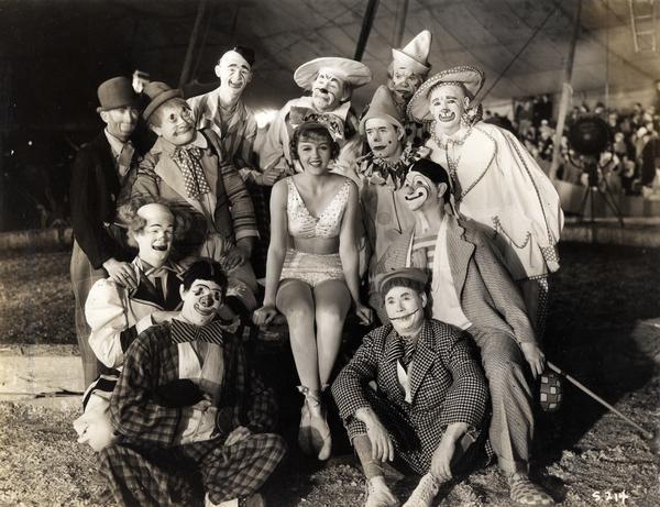 Vintage Circus Group